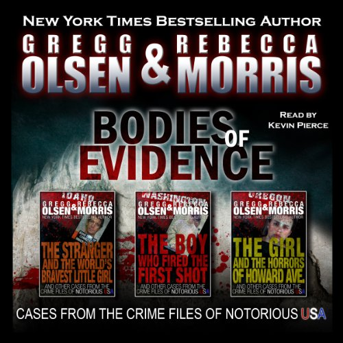 Bodies Of Evidence  audiobook cover art
