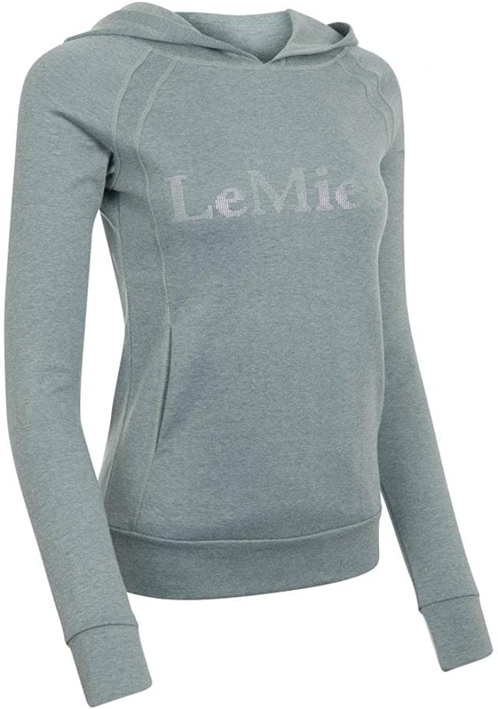 LeMieux My Womens Luxe Hoodie Sage