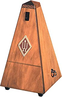 Wittner 803M Metronome Without Bell, Walnut