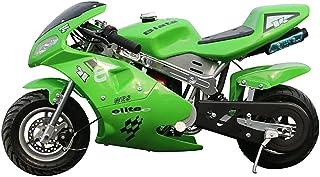 Pevolgen 49CC Viertakt Pure Benzine Light Scooter Voor Kinderen En Volwassen Mini-Sportwagen Motorfiets