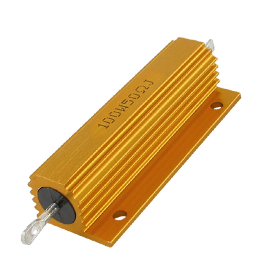 uxcell excellence a11111000ux0117 5% 100W 50 Aluminum Ohm R Clad Omaha Mall Resistance