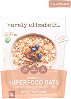 purely elizabeth Ancient Grain Oatmeal & Hot Cereal - Original -(Packaging may vary)10 oz