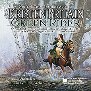Green Rider cover art