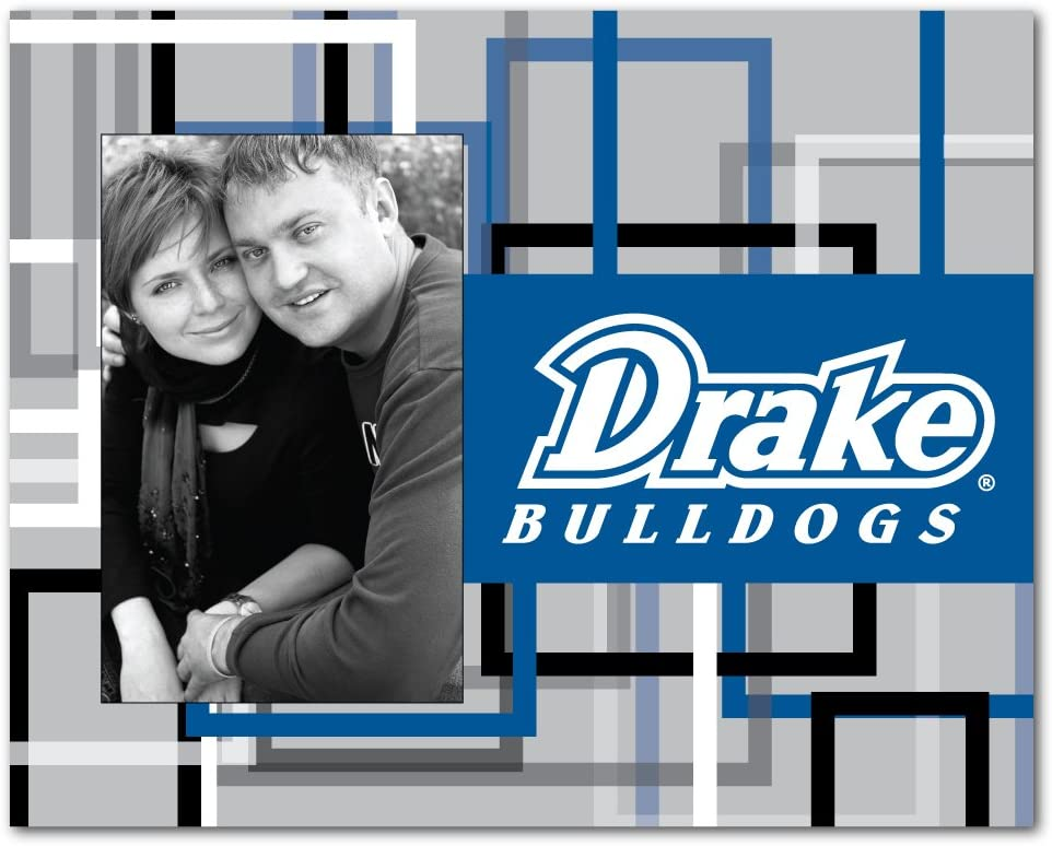 VictoryStore Drake University Picture Large Kansas City Mall discharge sale Frame – Squares Desig
