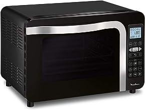 MoulinexDelicio Tactile Four 39 L, 6modes de cuisson, 9programmes automatiques, 240° C, Performant, Précis, Cuisson hom...