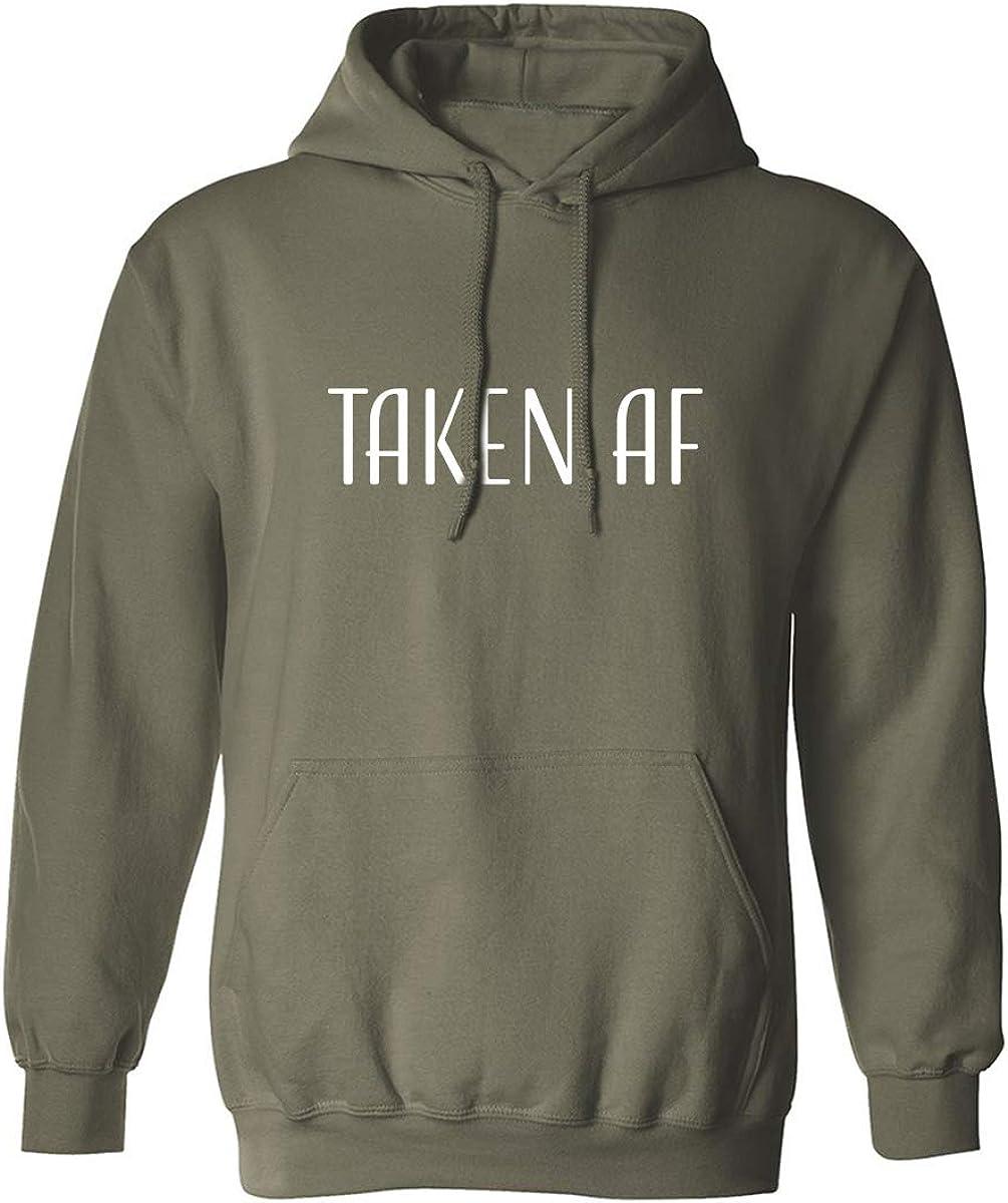 zerogravitee Taken AF Adult Hooded Sweatshirt
