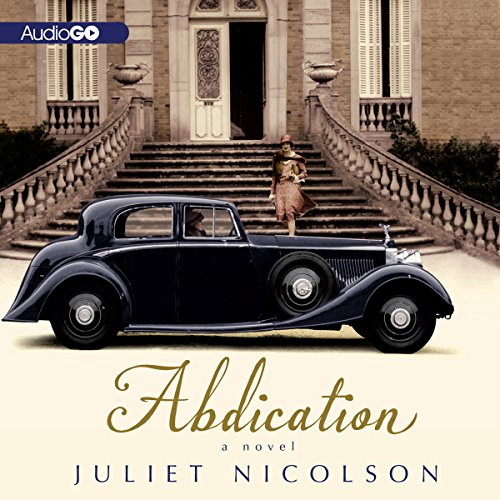 Abdication audiobook cover art