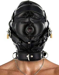 Strict Leather Small/Medium Black Sensory Deprivation Hood