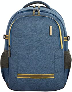 ARISTOCRAT Digit 1 Laptop Backpack Light Blue