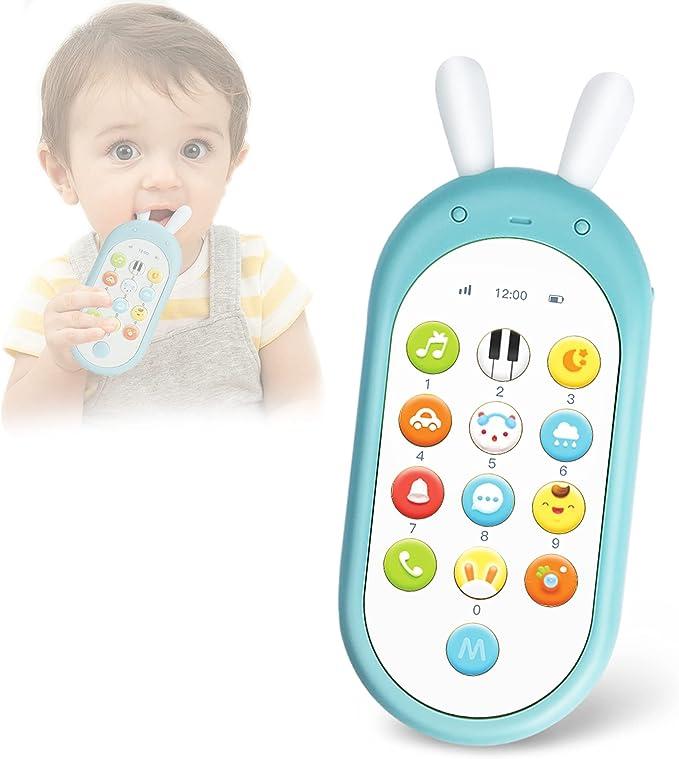 957 opinioni per Richgv Telefono Giocattolo per Neonato, Cellulare Giocattolo per Bambini. Baby