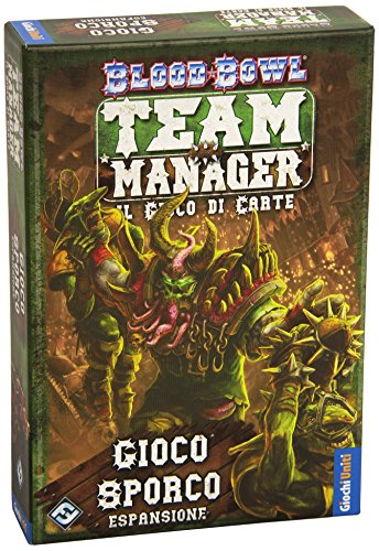 Giochi Uniti–Blood Bowl Team Manager Juegos Suciedad