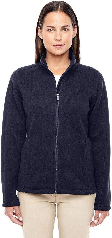 Devon Jones Womens Bristol Full-Zip DG7 Fleece Sweater Jacket High order shop
