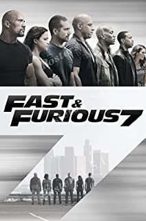 Best fast and the furious 7 poster Reviews