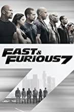 Posters USA Fast and Furious 7 Movie Poster GLOSSY FINISH - MOV285 (24
