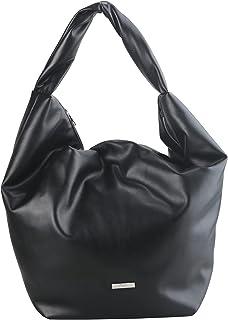 Buffalo Damen Hobo Bag OLIVERA,weiches Material,Reißverschluss,31x16x40cm