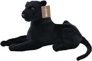 JESONN Lifelike Stuffed Animals Toys Panther Plush (18.9 Inches)
