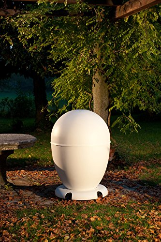 Stiluovo 3600 Watt Infrarot Heizstrahler IP65, [Gehäusefarbe]:Anthrazit - 2