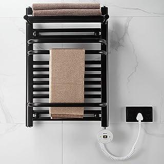 ZZZMJ Calefactor Toallero Radiador De DiseñO Moderno para BañO con Estilo Moderno Acero Inoxidable Antracita Bajo Consumo Doble FuncióN,650 * 450