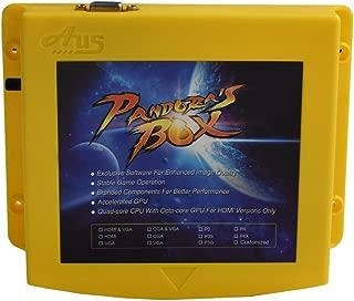 Pandora's Box 5S 999 in 1 Multi Games Jamma Board VGA Output - Arcade Machine Jamma Accessories DIY Kit, Support LCD and CRT