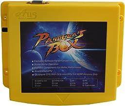 [Inglés]Pandora's Box 5S 999 en 1 Multi Game Jamma Board Salida VGA - Arcade Machine Jamma Accessories Kit de bricolajeSupport LCD y CRT