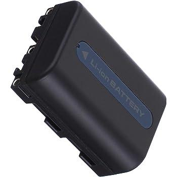 DCR-TRV245 DCR-TRV240 BATTERY INTENSILO 1600mAh for Sony DCR-TRV238E