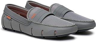 حذاء سهل الارتداء للرجال من ماركة سوميز ، رمادي