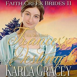 Mail Order Bride - Frances's Destiny audiobook cover art