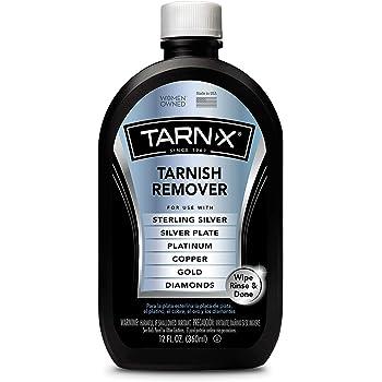 Tarn-X Tarnish Remover, 12 Ounce Bottle