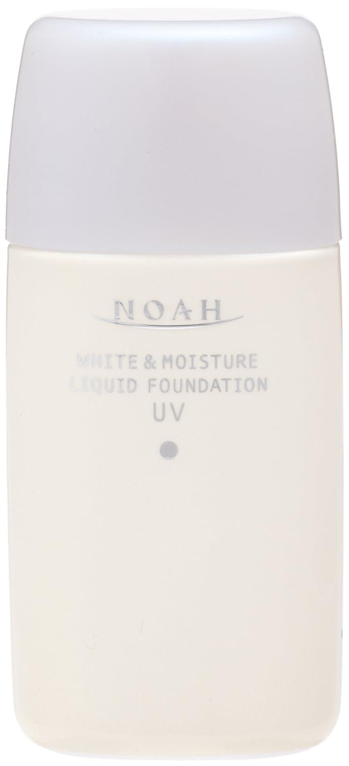 外出フルート落胆したKOSE コーセー ノア ホワイト&モイスチュア リキッドファンデーション UV 20 (30ml)