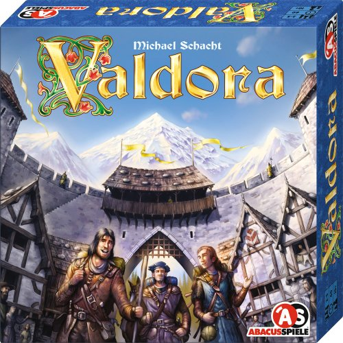 ABACUSSPIELE 03091 - Valdora, Brettspiel