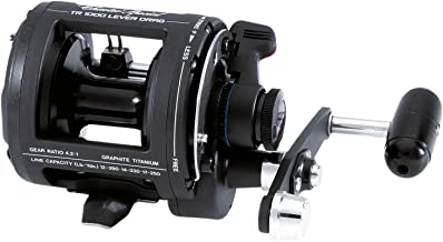 SHIMANO Charter Special, Conventional Saltwater Lever Drag Fishing Reel