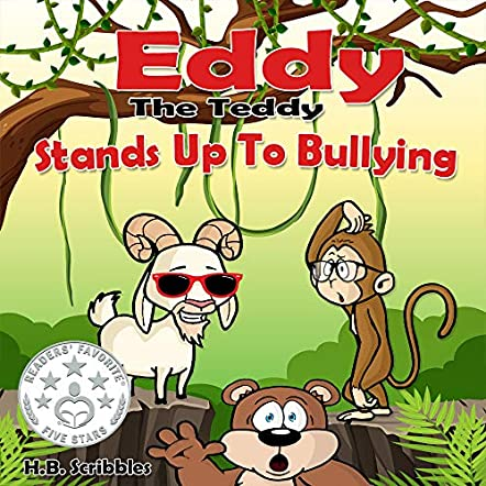 Eddy The Teddy Stands Up To Bullying