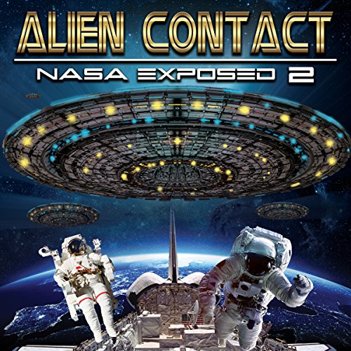 Alien Contact: audiobook cover art