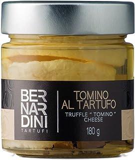 Bernardini Tartufi - Queso Tomino Trufado - 180 gramos