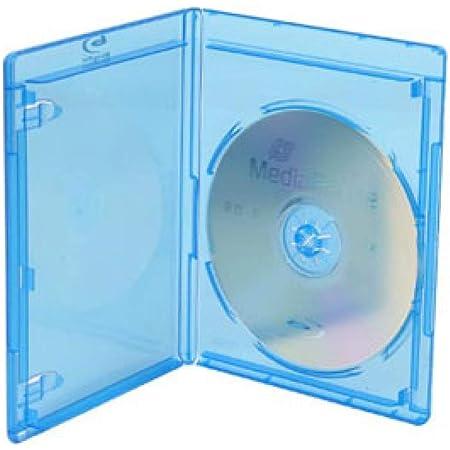 MediaRange BOX38-50 - Cajas para CDs