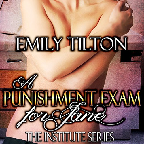 A Punishment Exam for Jane audiobook cover art
