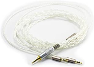 NewFantasia Cable with 2.5mm Trrs Balanced Male to Dual 2.5mm Male Compatible with Hifiman HE400S, HE-400I, HE-400i (Dual 2.5mm Version, HE560 HE1000 Headphone and Compatible Astell&Kern AK240 AK380