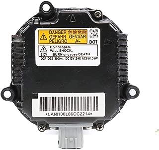 Lumenon Replacement Infiniti and Nissan Xenon HID Ballast Headlight Control Unit Replaces NZMNS111LANA, NZMNS111LBNA, 28474-89904, 28474-89907, 28474-8991A