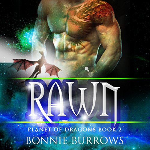 RAWN audiobook cover art