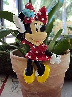minnie mouse flower pot