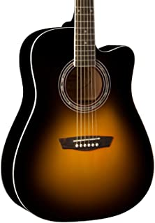 Best washburn wa90ce dreadnought acoustic electric guitar Reviews