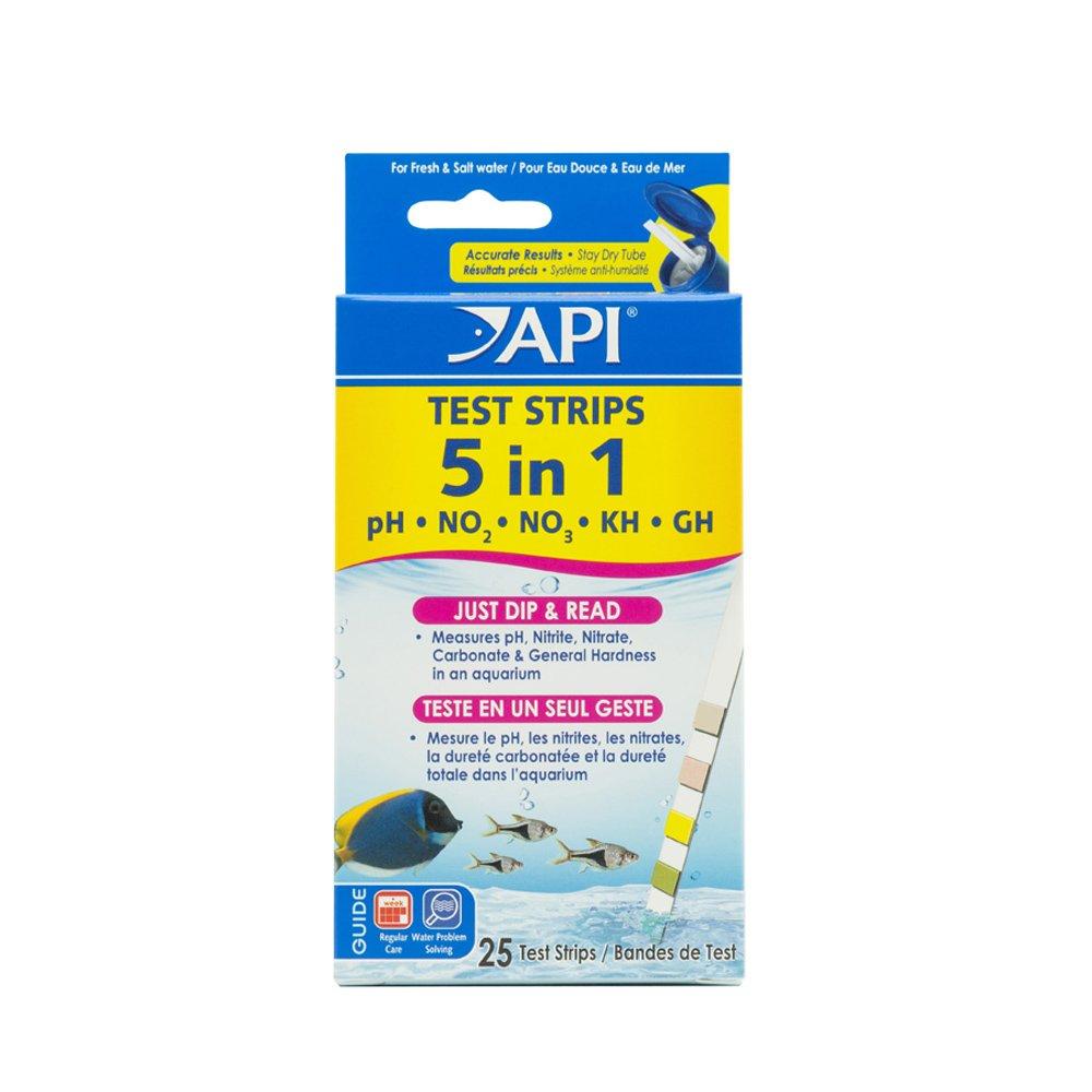 API Freshwater Saltwater Aquarium 25 Count