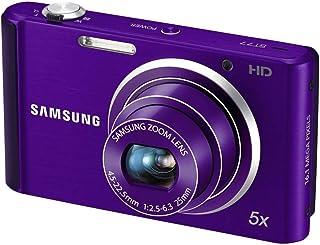 Samsung ST77 digitale camera (16 megapixels, 5-voudig opt. zoom, 7,6 cm (3 inch) display, beeldstabilisatie, alleen micro-...