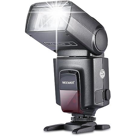 NEEWER カメラ/一眼レンズカメラ用 TT560 フラッシュ・スピードライト Nikon,Canon,Pentax,Olympusなどに対応 【並行輸入品】