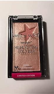 Wet n wild wetnwild megAGLO holiday gold bar 34855