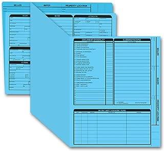 real estate folders