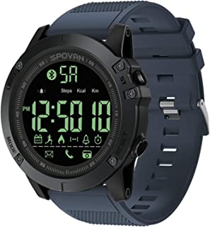 Upupto Relojes Inteligentes para Mujeres de los Hombres a Prueba de Agua Smart-Reloj rastreador de Ejercicios Reloj de la Aptitud del Ritmo cardíaco Inteligente Pulsera Monitor para Android y iOS