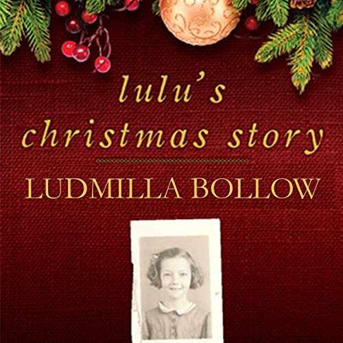 Lulu's Christmas Story audiobook cover art