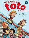 Les blagues de Toto, tome 1 : L'école des vannes - Sélection du Comité des mamans Hiver 2004 (6-9 ans) par Coppée