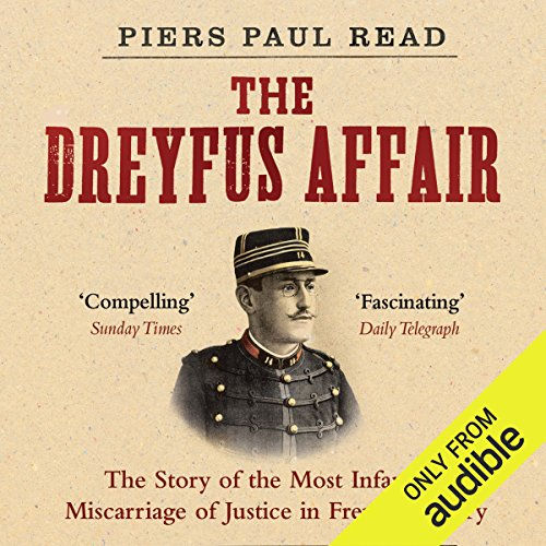 The Dreyfus Affair audiobook cover art